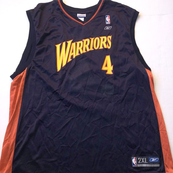 more photos f15fc f917c Vintage Golden State Warriors Derek Fisher Jersey